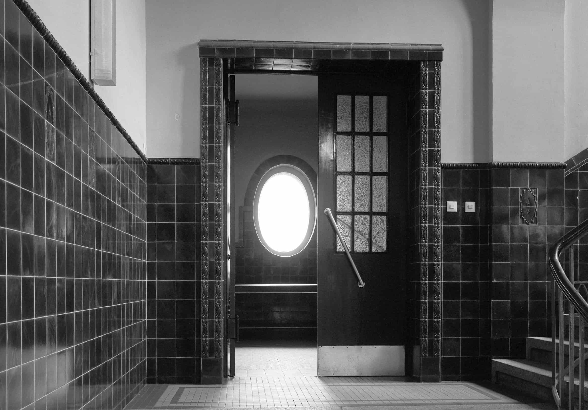 eine mehr als 100 jahre alte geschichte - das historische, Badezimmer ideen