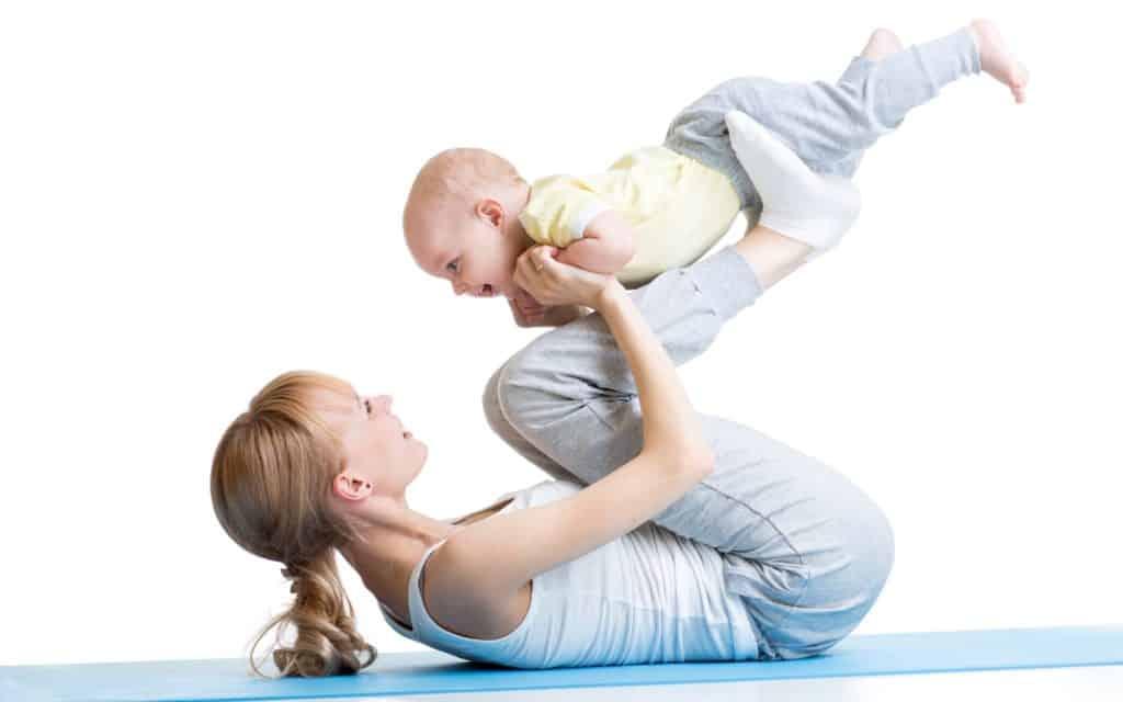 Pre- und Postnatalyoga